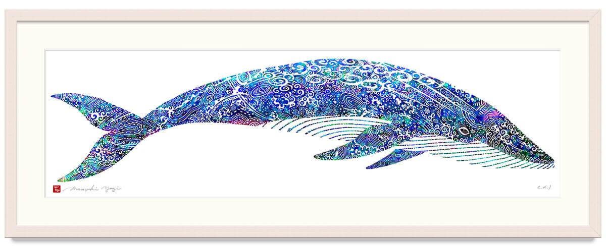 鯨 / A Whale