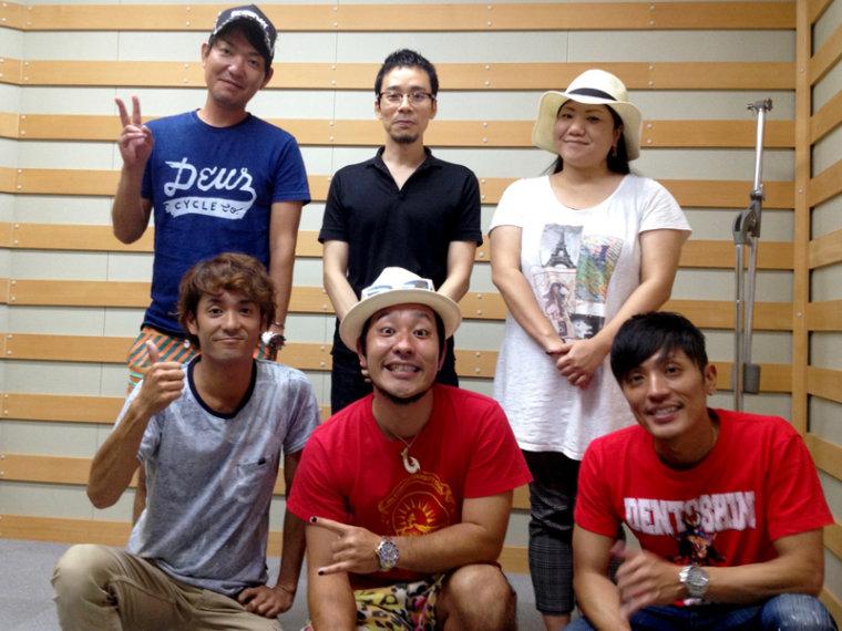 〈ラジオ〉 FM沖縄「HYのてぃーちなぁx2」2015年6月6日・13日