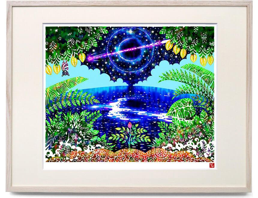 星の宿る島 / Stars Island