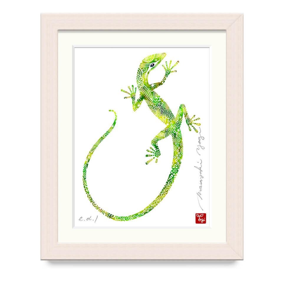 ジューミー / A Lizard
