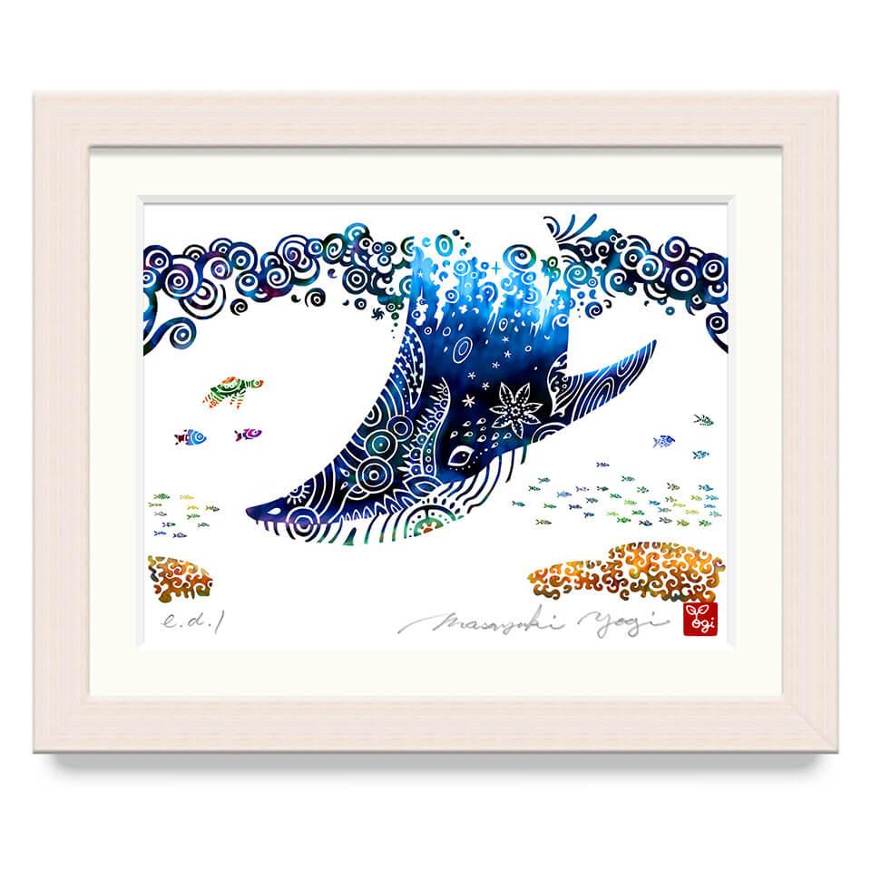 クジラ海へ / To the Whale Sea